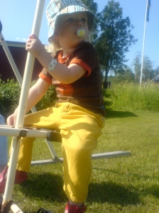 Bo på lantgård i Ullånger.